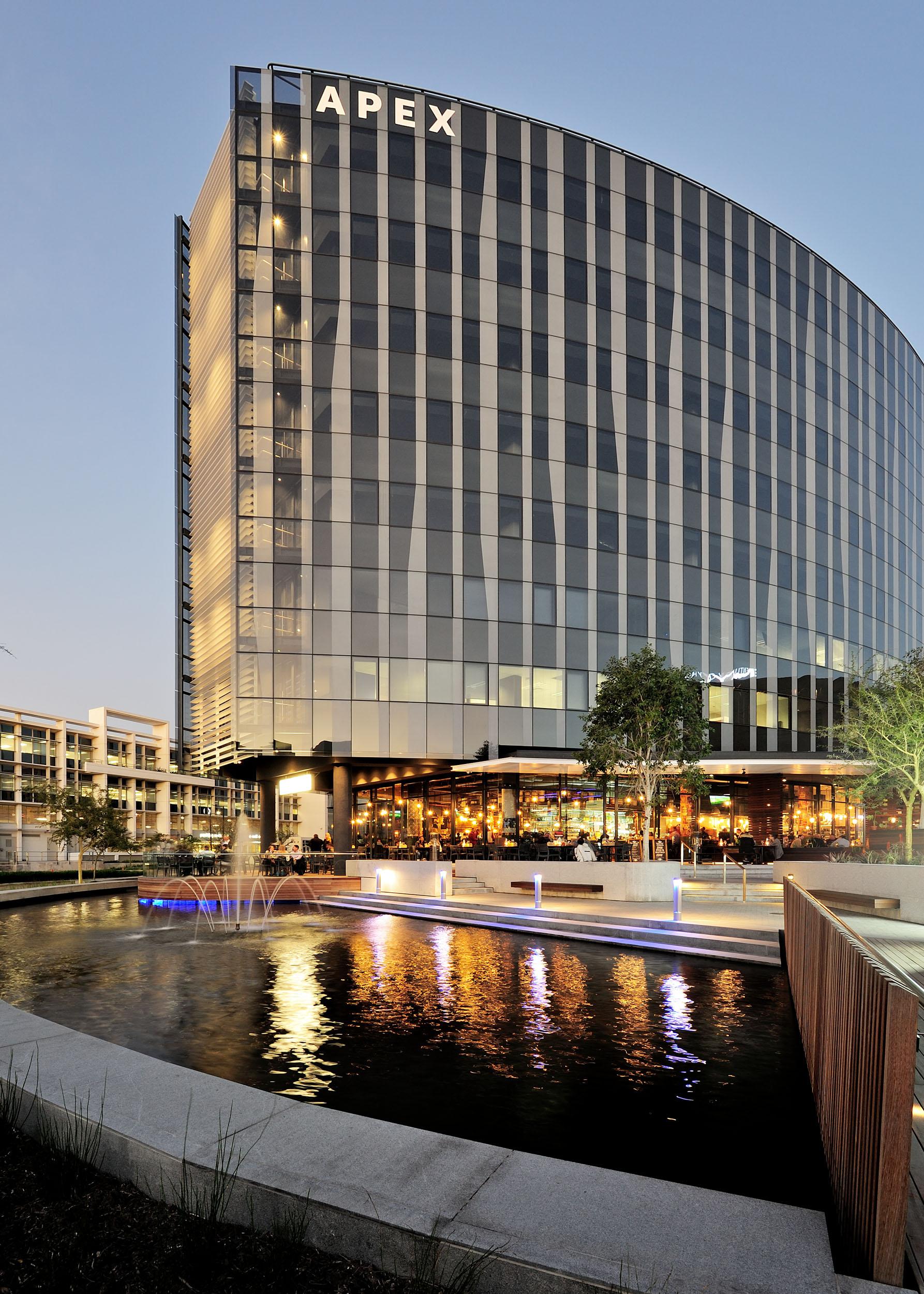 Century City office vacancies