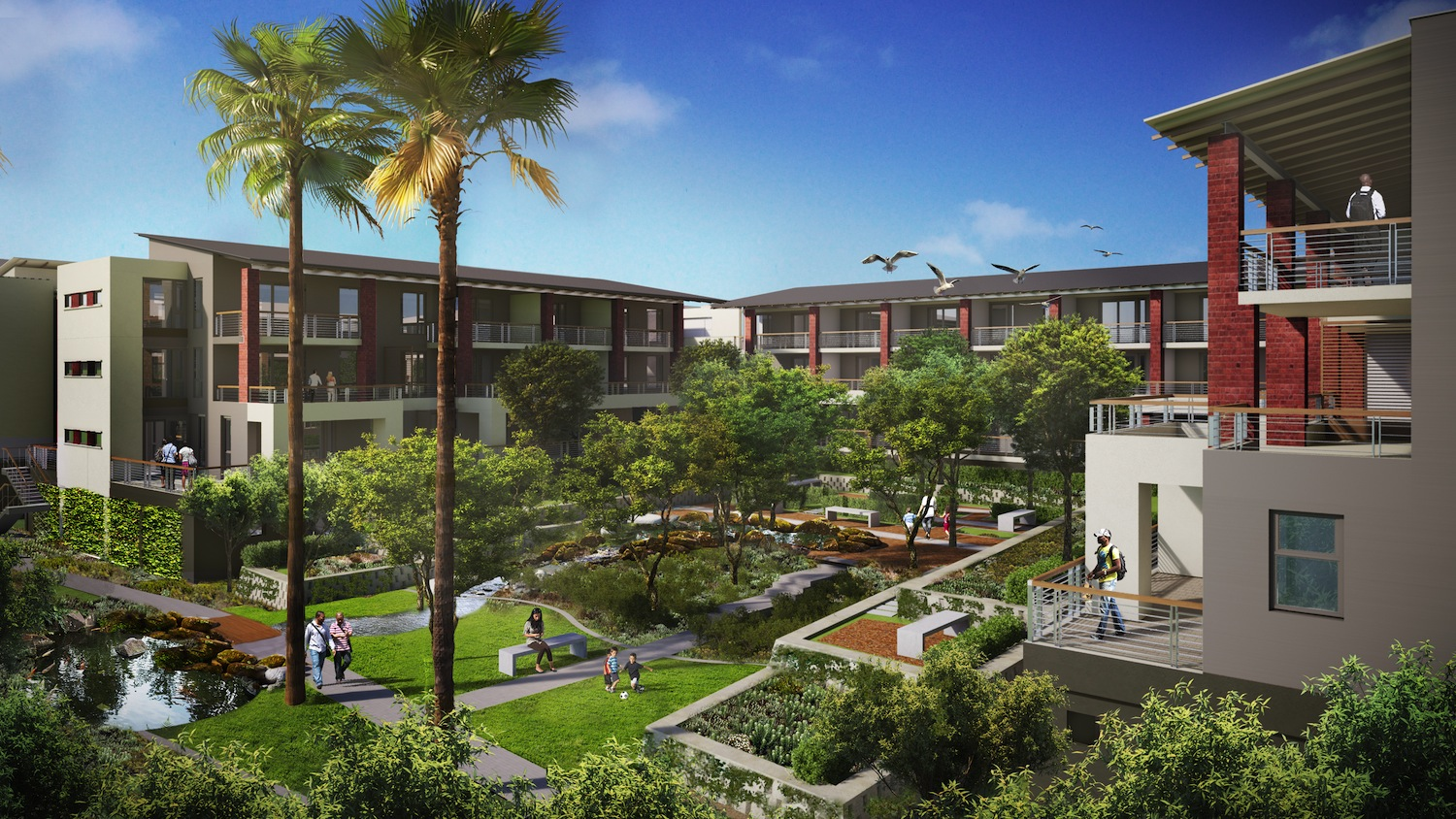 The Island Club Century City Apartments For Sale