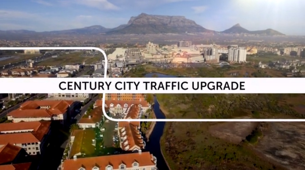Image result for images of traffic at century city cape town