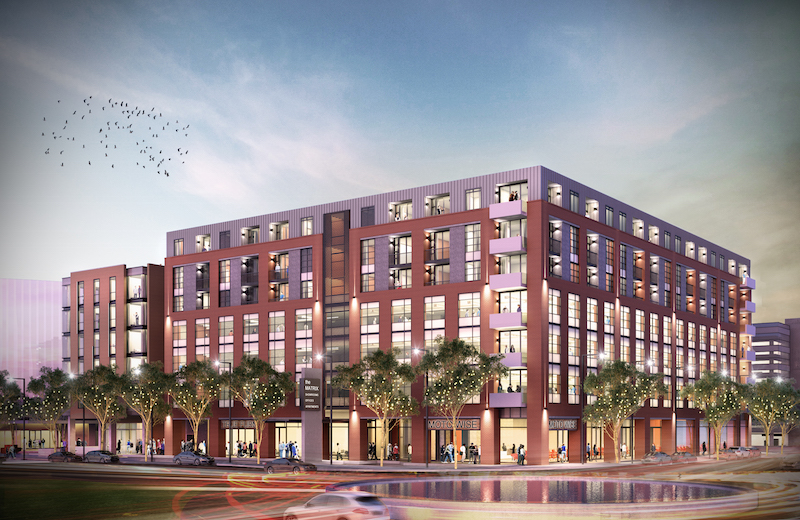 mixed use property, All 51 Matrix apartments sell out in under an hour, Rabie.co.za