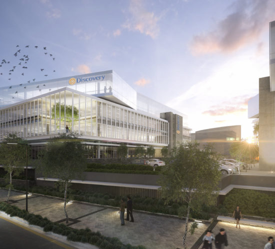 New Regional offices for Discovery in Century City