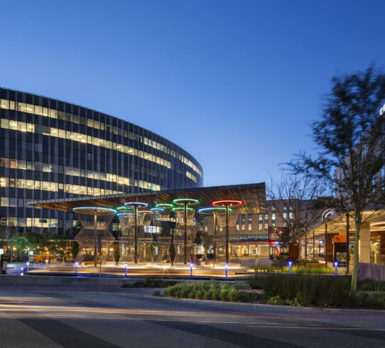 century city - green building certification