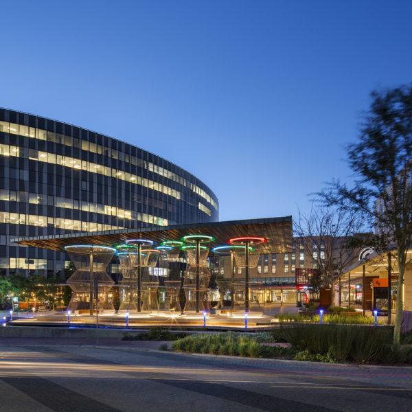 century city - green building certification
