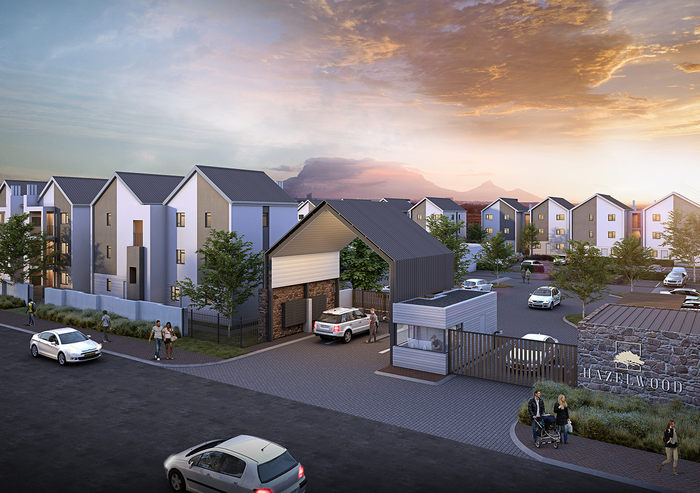 HAZELWOOD: SPACIOUS APARTMENTS FROM R1,32m