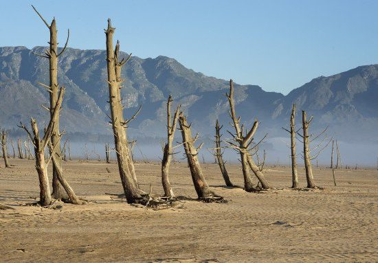 desert plain potable water