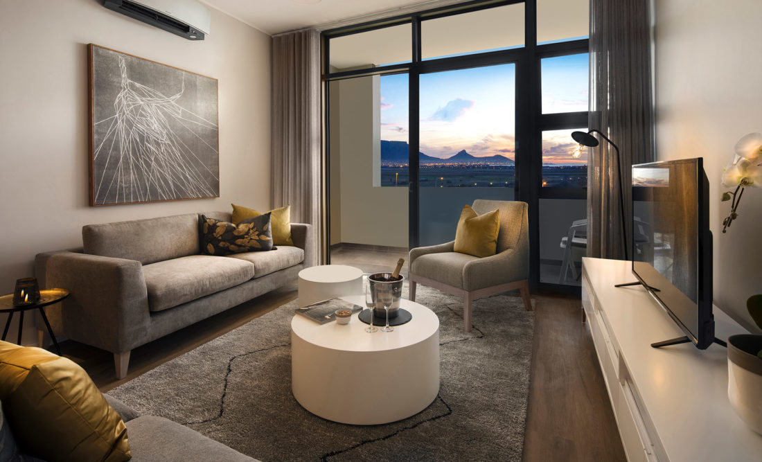 , Iconic Axis show apartments now available