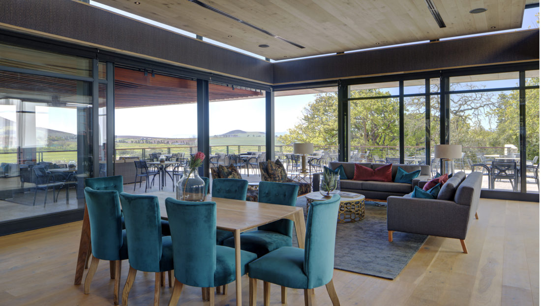 , Clara Anna Fontein luxury facilities completed