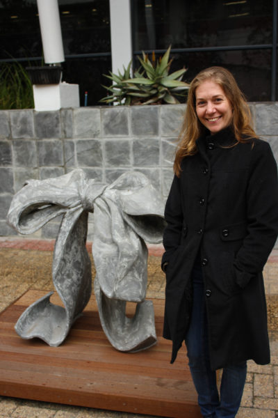 art trail, New sculpture added to Century City Art Trail