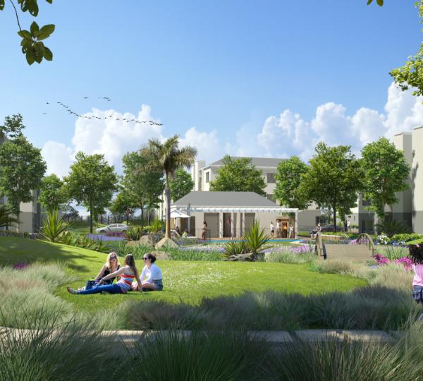 Cape Gate Crescent, Rabie breaks ground on Cape Gate development, Rabie.co.za