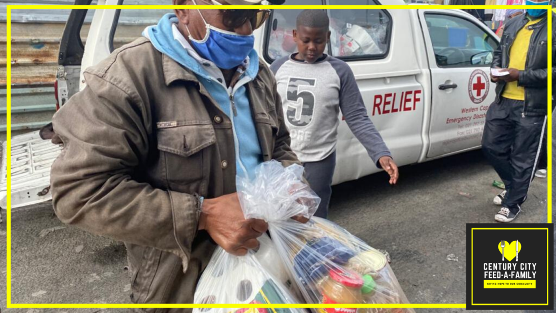 century city feed-a-family, Century City Feed-A-Family reaches 4 500 families, Rabie.co.za