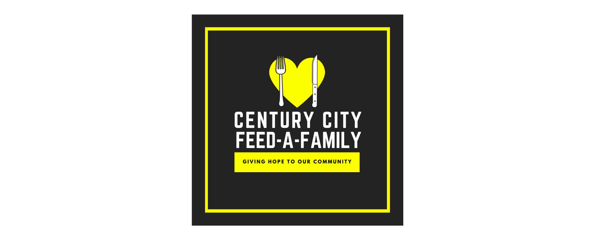 Century City Feed-A-Family logo