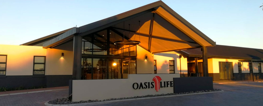 Burgundy Estate First Residents, Oasis Life Burgundy Estate opens its doors, Rabie.co.za